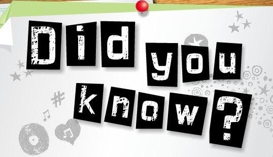 7 интересных фактов об английском языке