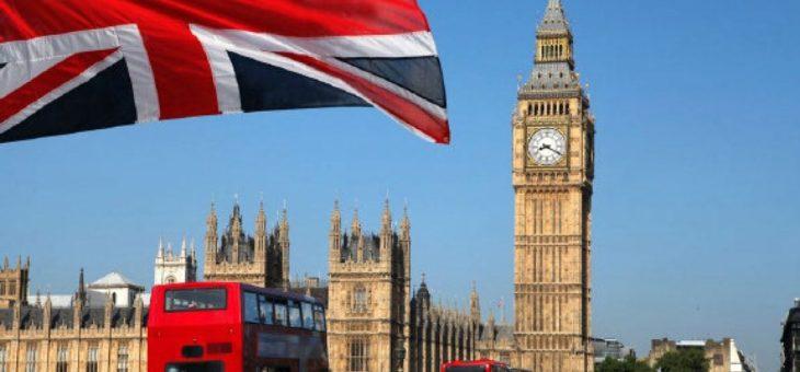 Великобритания глазами восьмиклассников