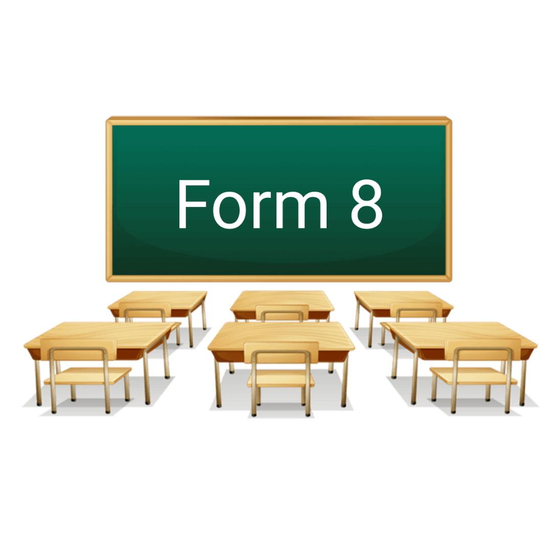 Form 8